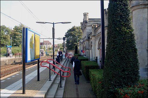 Station Valkenburg