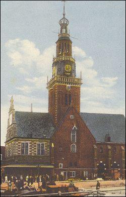 Kaasstad Alkmaar