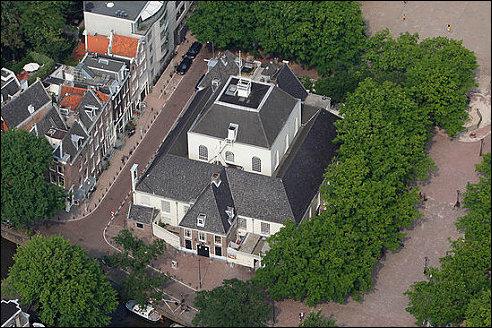 Amstelkerk in Amsterdam