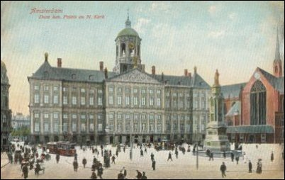Koninklijk Paleis en Nieuwe Kerk