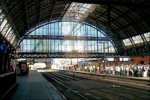 Centraal Station Amsterdam