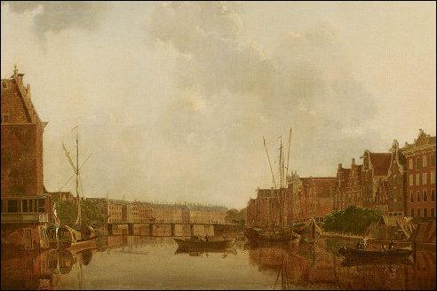 Amstel in Amsterdam
