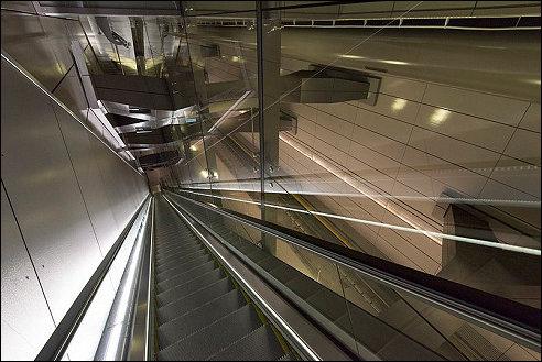 Metrostation De Pijp
