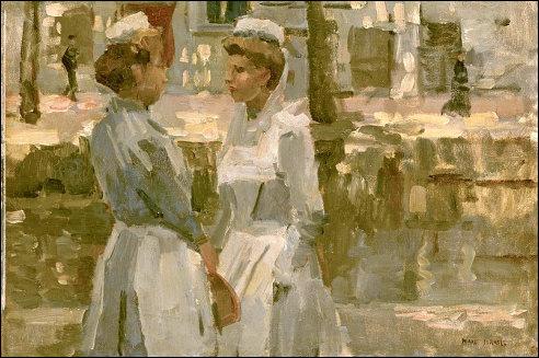 Amsterdamse dienstmeisjes