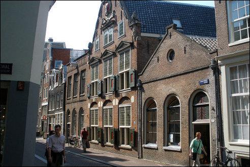 Saaihal in Amsterdam