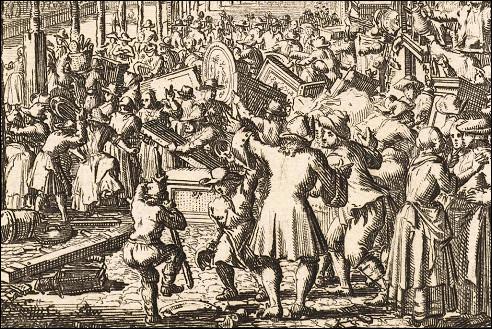 Doodgraversoproer in 1696