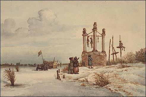 Galgenveld in Amsterdam