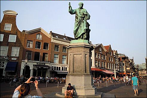 Laurens Coster in Haarlem