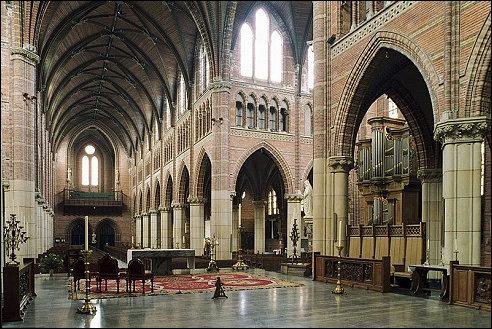 Sint-Vituskerk in Hilversum