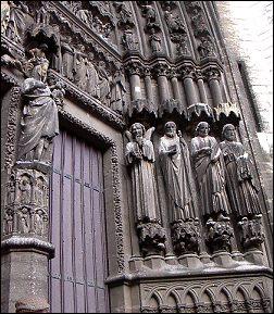 Kathedraal van Amiens (Foto: Ben Hendriks)