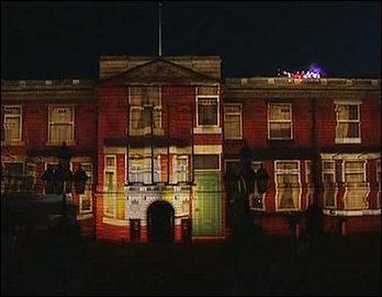 Madness op het dak van Buckingham Palace (BBC)