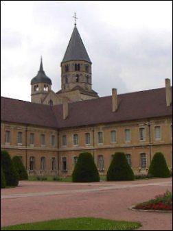 Klooster van Cluny (Foto: Ben Hendriks)