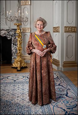 Koningin Beatrix (Bron: Koninklijk Huis)