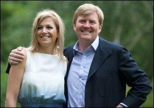 Willem-Alexander en Máxima (Bron: Koninklijk Huis)