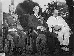 Roosevelt in Cairo