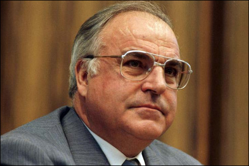 Helmut Kohl in 1987