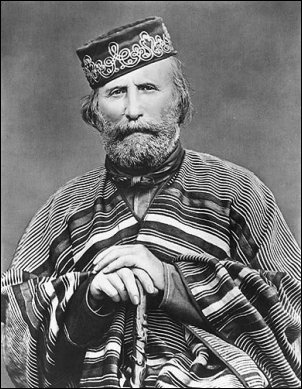 Giuseppe Garibaldi in 1866