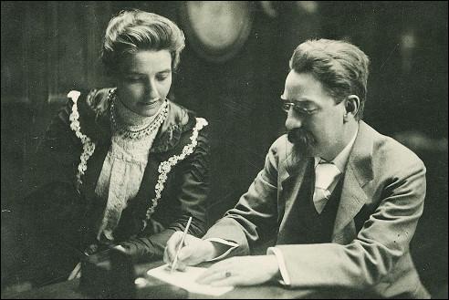 Beatrice en Sidney Webb