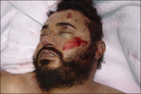 U.S. Army photo: Abu Musab Al-Zarqawi