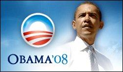 Barack Obama verkiezingsmateriaal 2008