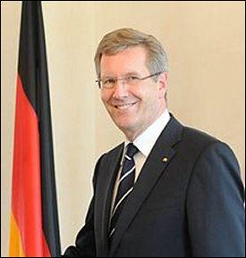 Bondspresident Christian Wulff
