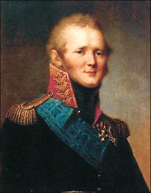 Alexander I Pavlovitsch Romanov