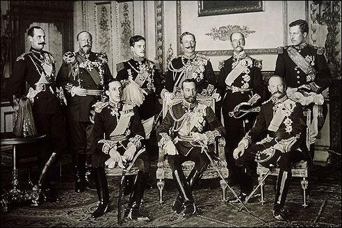 Afscheid van Edward VII