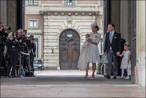 Kroonprinses Victoria van Zweden