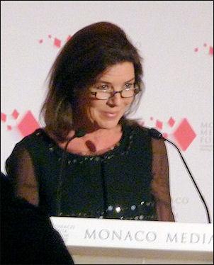 Prinses Caroline van Monaco (Flickr: Simone Brunozzi)