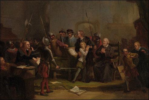 Ontvoering van Filips Willem van Oranje