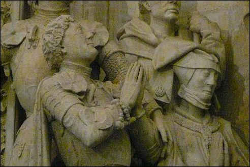 Praalgraf van Engelbrecht I van Nassau in de Grote Kerk te Breda