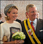Filip en Mathilde door Liesbeth Driessen