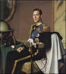 Koning George VI van Engeland