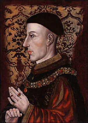 Koning Hendrik V van Engeland