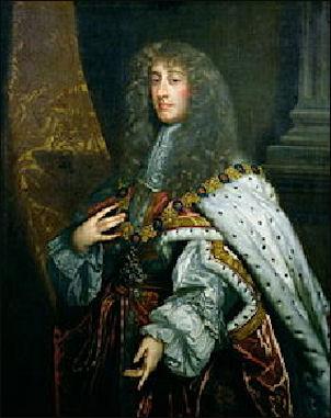 Koning Jacobus II van Engeland