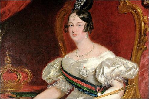 Maria II van Portugal
