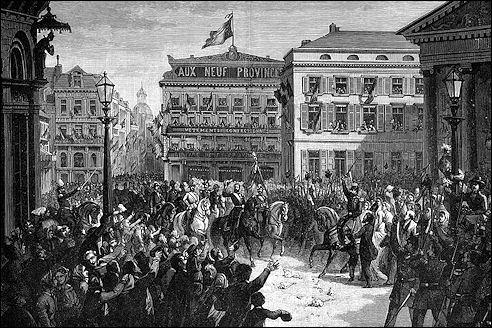 Leopold II in Brussel
