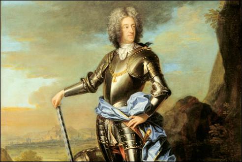 Joseph Vivien: Maximiliaan II Emanuel van Beieren in 1712