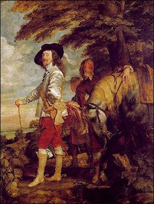 Koning Karel I van Engeland