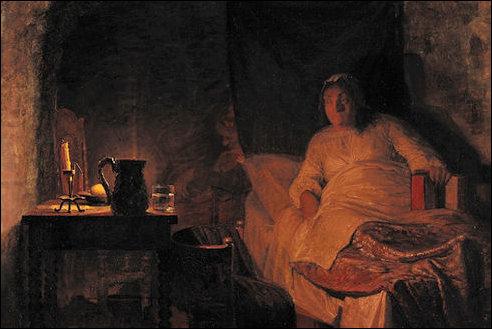 Leonora Christina in Hammershus