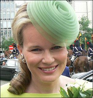 Prinses Mathilde d'Udekem d'Acoz (foto Rafael Herremans)