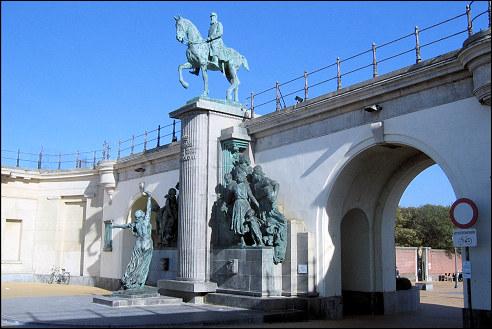 Leopold II in Oostende
