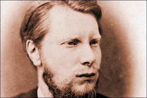 Prins Alexander omstreeks 1880
