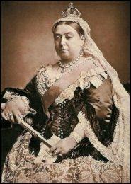 Koningin Victoria van Engeland