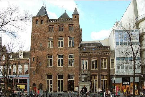 Oudaen in Utrecht