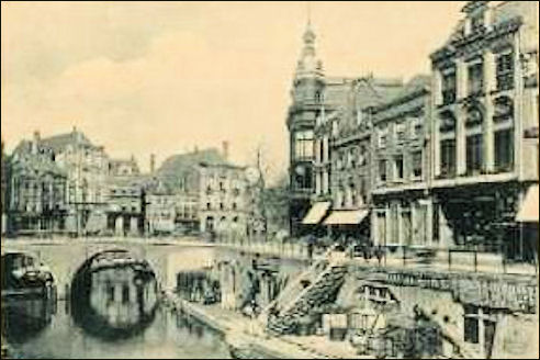 Bakkerbrug in Utrecht