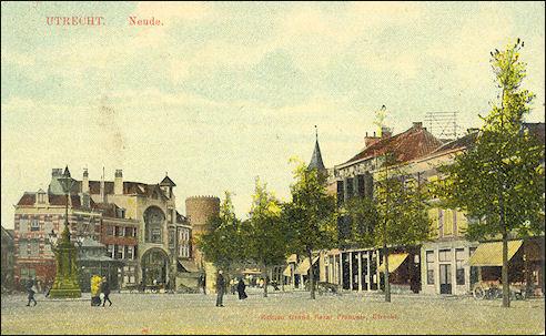 Neude in Utrecht