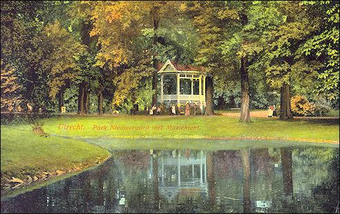 Park Nieuweroord in Utrecht