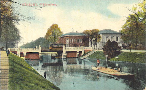 Willemsbrug in Utrecht