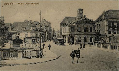 Wittevrouwenpoort in Utrecht